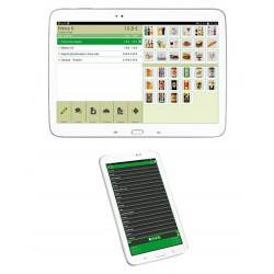 Toma de Comandas en tpv Android GLOP
